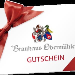 Gutscheine Brauhaus Obermühle
